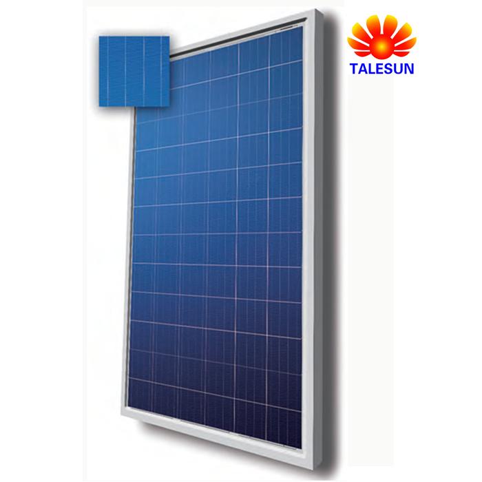 talesun panel solar policristallino