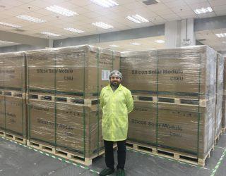 Canadian Solar Suzhou china Vico Export Solar Energy