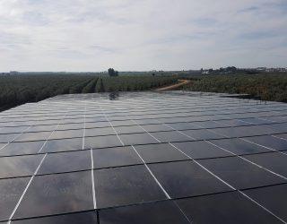 Sharp Solar Thin Film Vico Export Solar energy Sevilla Spain 10