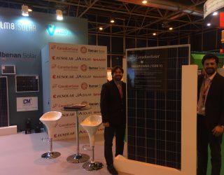 vico export solar energy LM8 Solar genera 2017