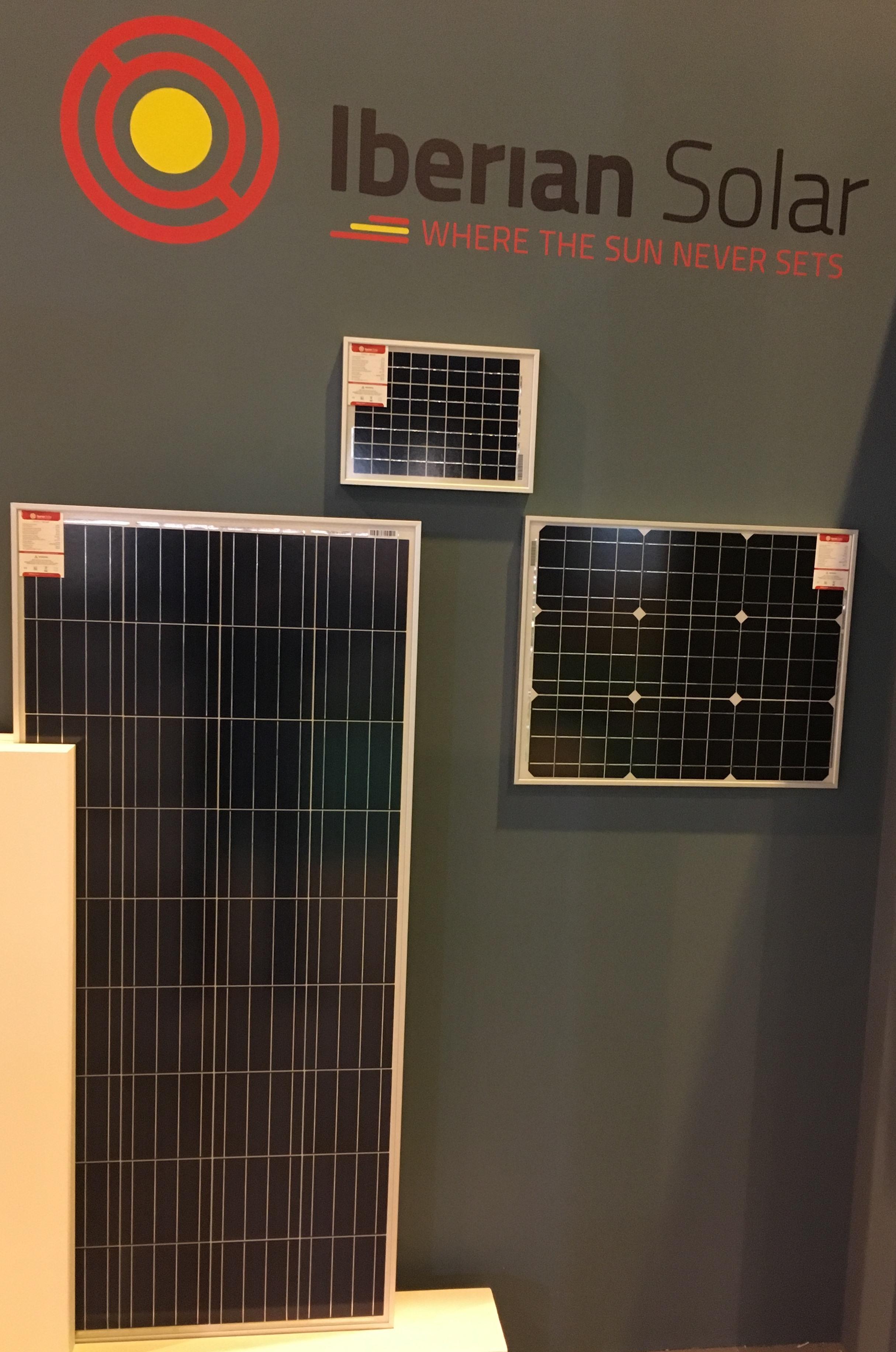 Iberian Solar 183 Vico Export Solar Energyvico Export Solar