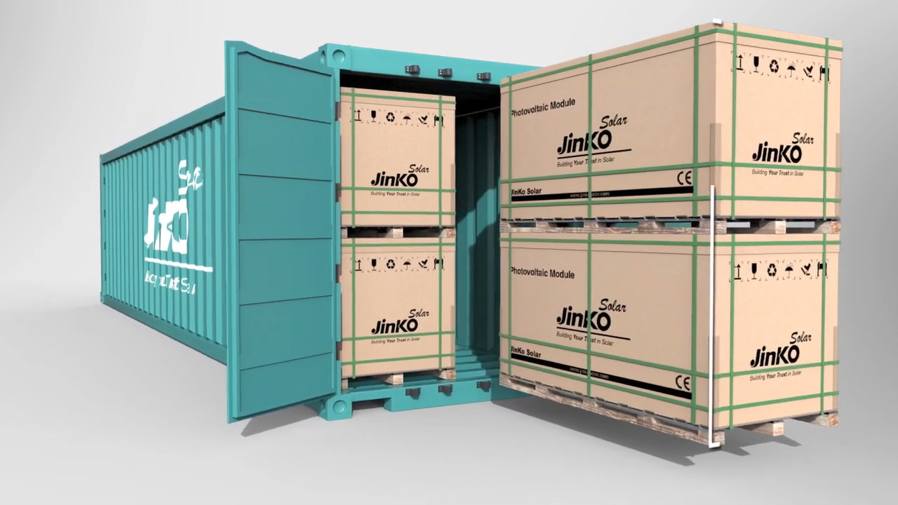Vico Export Solar Energy